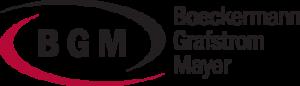 Boeckermann Grafstrom Mayer Logo